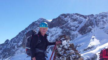 Esquí de travesía por la Cordillera Cantábrica