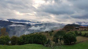 otoño en Cahecho