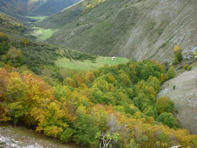 Ruta de otoño en Liébana
