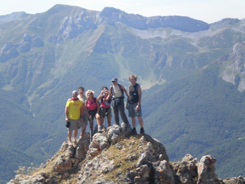 Cumbre del Cuernón